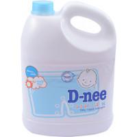 Nước Giặt Em Bé D-Nee Xanh Can 3L
