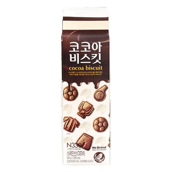 Bánh Quy Cacao No Brand 300G