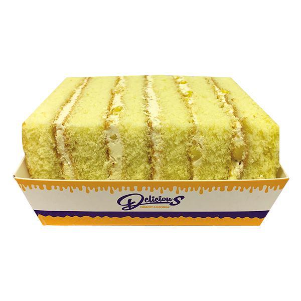 Bánh Castella Bắp