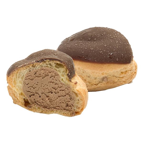 Hộp 11 Bánh Baby Choux Vị Choco Mousse