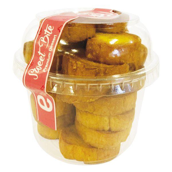 Hộp Bánh Mì Baguette Sấy Bơ Ngọt