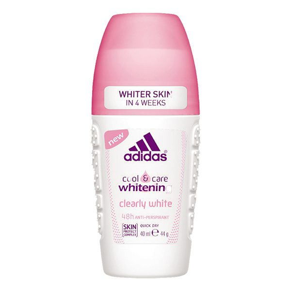 Lăn Khử Mùi Adidas Clearly White 40Ml