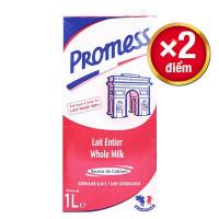 Sữa Tươi Tiệt Trùng Promess Nguyên Kem 1L