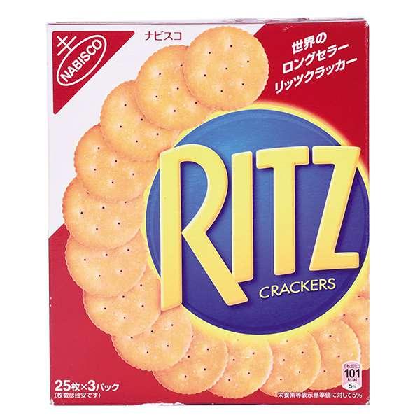 Bánh Quy Ritz Mặn Hộp 247G