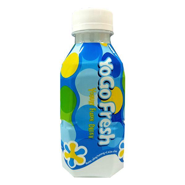 Nước Uống Hương Sữa Chua Yogo Fresh Chai 330Ml