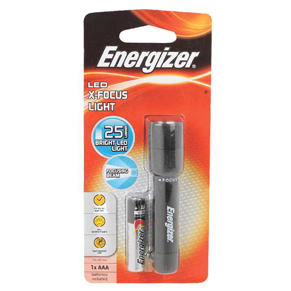 Đèn Pin Led X-Focus Energizer XFH12