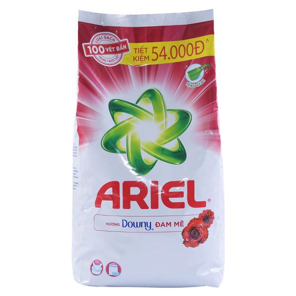 Bột Giặt Ariel Downy Đam Mê 5Kg
