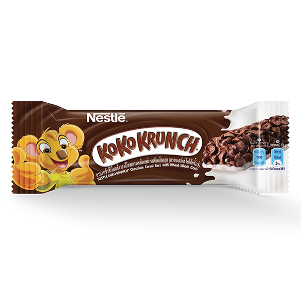 Ngũ Cốc Nestle Koko Krunch Thanh 25G