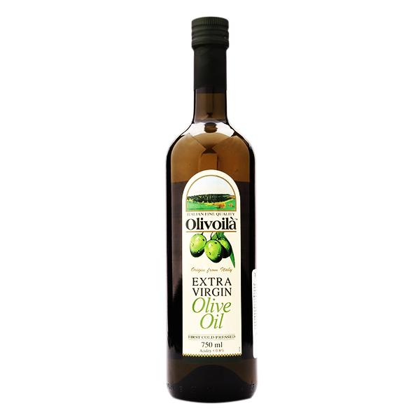 Dầu Olive Extra Virgin Olivoila 750Ml