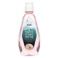 Nước Súc Miệng Bamboo Himalaya Pink Salt Hương Hoa Bạc Hà 760Ml