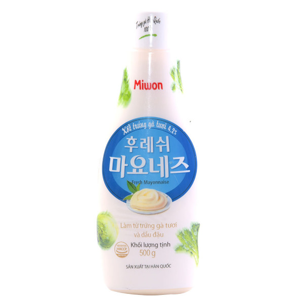 Sốt Mayonnaise Miwon 500G