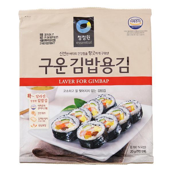 Rong Biển Cuộn Cơm Miwon 20G