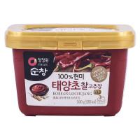 Tương Ớt Gạo Lứt Miwon 500G