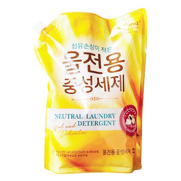 Nước Giặt No Brand Dành Cho Vải Nhạy Cảm Túi 2.1L
