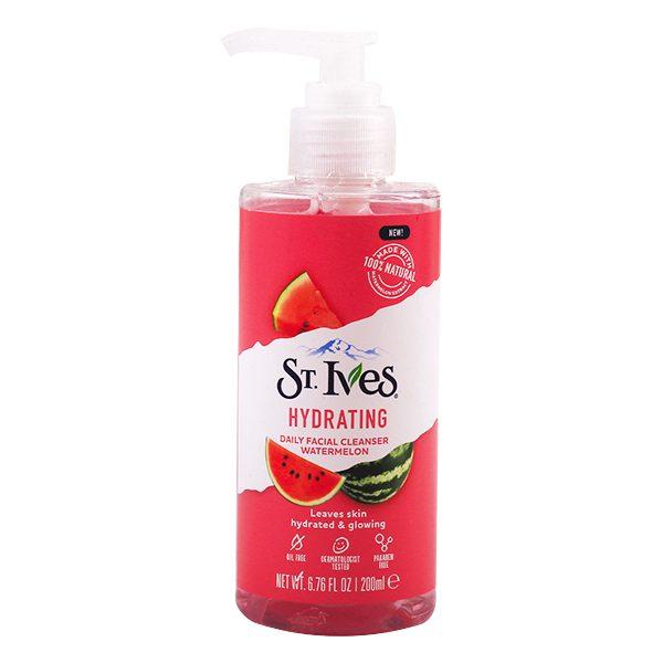 Gel Rửa Mặt St.Ives Chiết Xuất Dưa Hấu Chai 200Ml