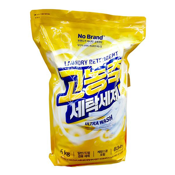Bột Giặt No Brand Túi 6Kg