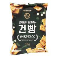 Bánh Quy Hardtack No Brand Gói 245G