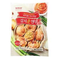 Bánh Xếp No Brand Nhân Thịt & Kim Chi Gói 700G