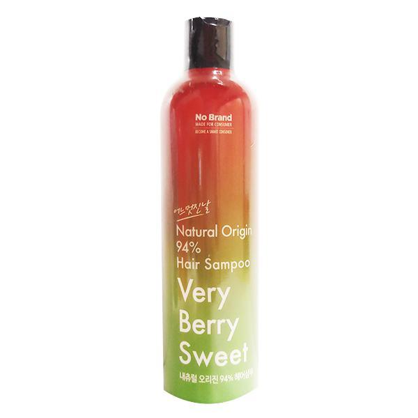 Dầu Gội Very Berry Sweet No Brand 500Ml