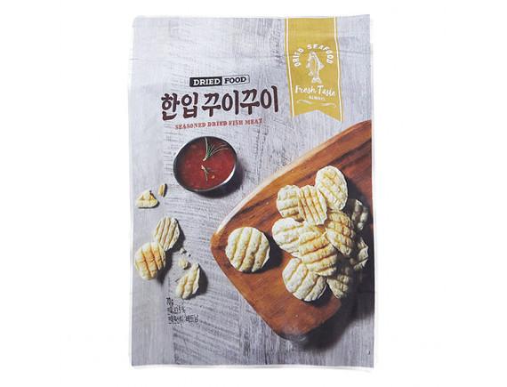 Snack Cá Khô Hàn Quốc Gói 70G