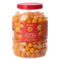 Snack Phô Mai Cheddar Ball No Brand Hộp 370G