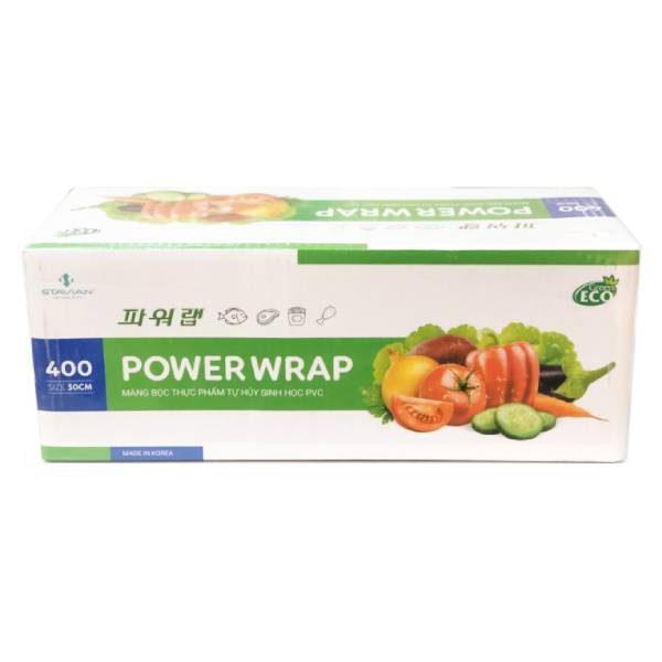 Màng Bọc Thực Phẩm Hàn Quốc Power Wrap 30Cm*250M