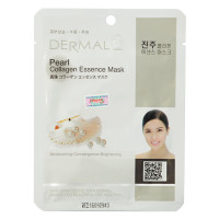 Mặt Nạ Dermal Collagen Ngọc Trai