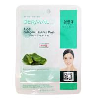 Mặt Nạ Dermal Chiết Xuất Collagen Và Lô Hội 23G