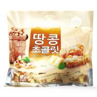 Bánh Xốp Lúa Mạch Đậu Phộng Jinny-J 250G