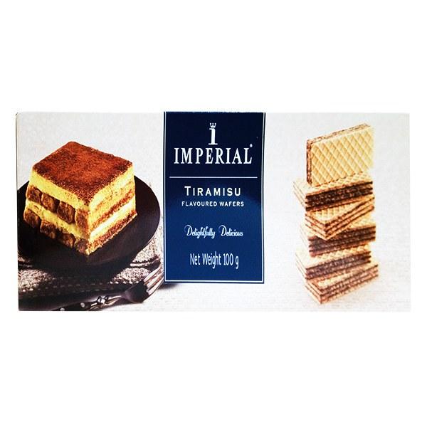Bánh Xốp Imperial Tiramisu 100G