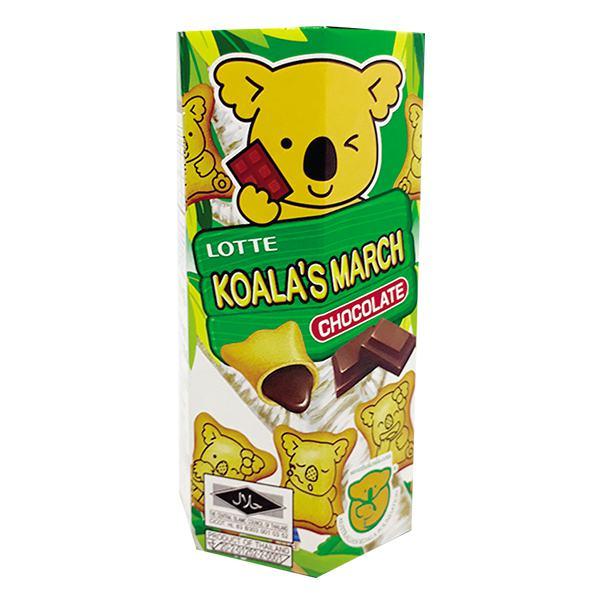 Bánh Gấu Koala's March Nhân Socola 37G