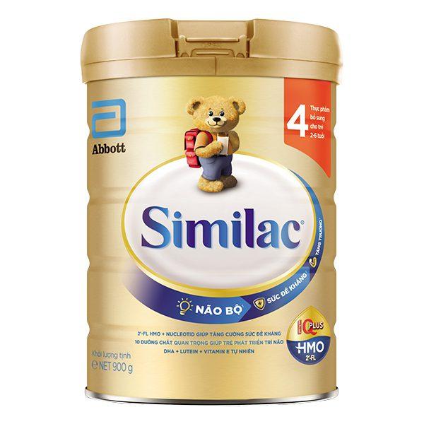 Sữa Bột Dinh Dưỡng Similac IQ 4 900G