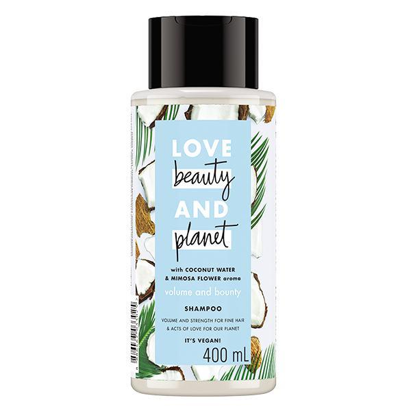 Dầu Gội Love Beauty And Planet Bồng Bềnh 400Ml
