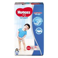 Tã Dán Huggies Super Jumbo XXL56