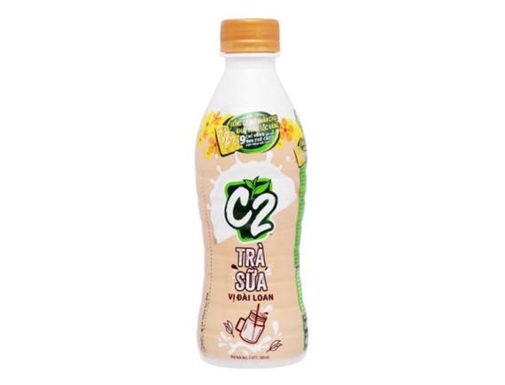 Trà Sữa C2 Vị Đài Loan Chai 280Ml