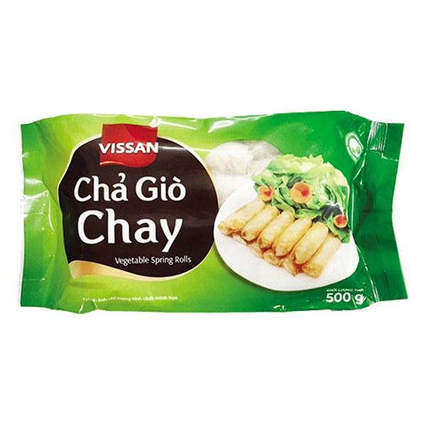 Chả Giò Chay Vissan Gói 500G