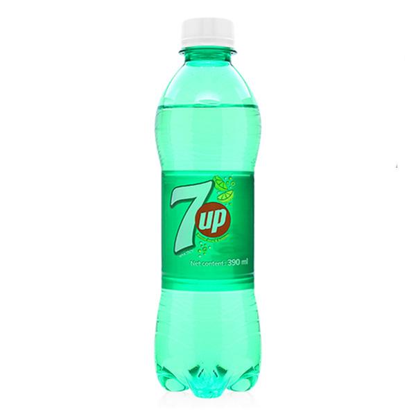 Nước Ngọt 7Up 390 Ml