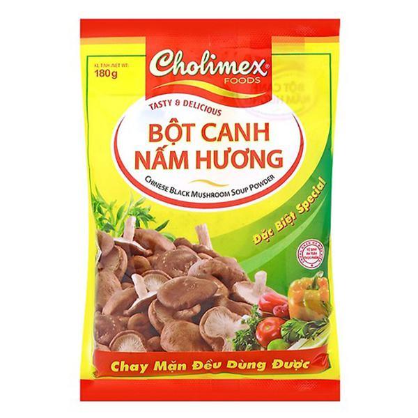Bột Canh Nấm Hương Cholimex 180G