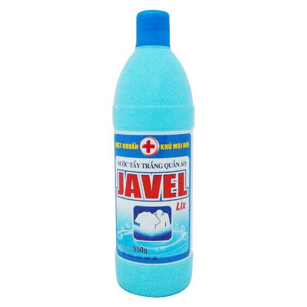 Nước Tẩy Trắng Javel Chai 550G
