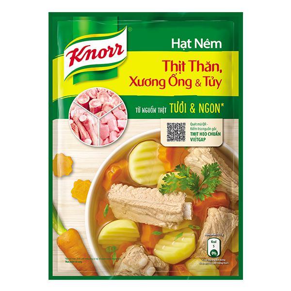 Hạt Nêm Knorr Thịt Thăn, Xương Ống Và Tủy 900G