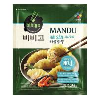 Bánh Xếp Mandu Bibigo Nhân Hải Sản 350G