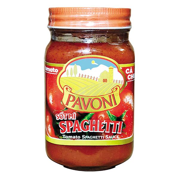 Sốt Mì Spaghetti Pavoni Cà Chua 450G