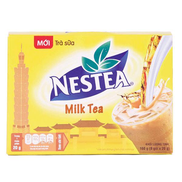 Trà Sữa Nestea Hộp 8 Gói*20G