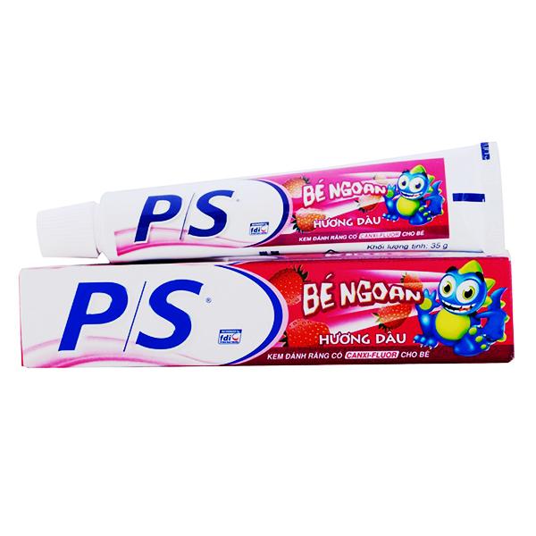 Kem Đánh Răng P/S Bé Ngoan 35G