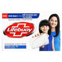 Xà Bông Cục Lifebuoy Chăm Sóc Da 90G