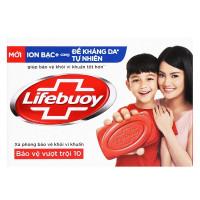 Xà Bông Cục Lifebuoy Bảo Vệ Vượt Trội 90G
