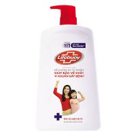 Sữa Tắm Lifebuoy Bảo Vệ Vượt Trội Chai 1.1Kg