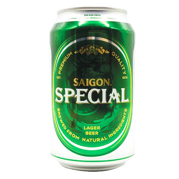 Bia Saigon Special 330Ml