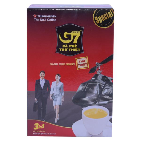 Cà Phê G7 3IN1 Hộp 18 Gói*16