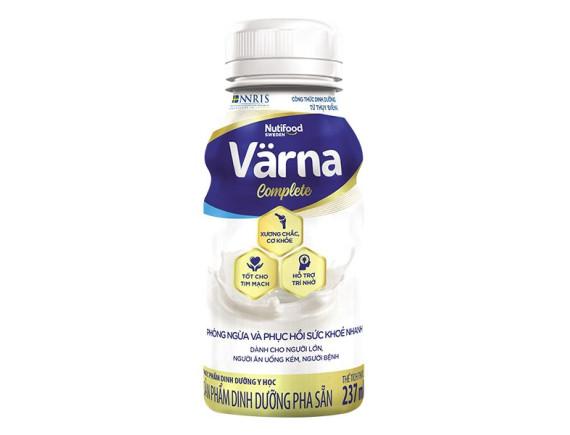 Sữa Uống Dinh Dưỡng Diabetes Care Varna Complete Chai 237Ml